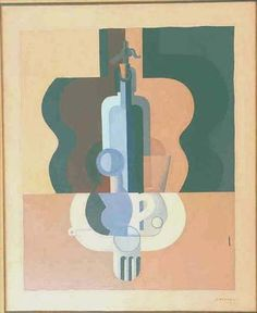 Robert Delaunay, Max Ernst, Georges Braque, Paper Illustration, Art Moderne, Sculpture, Gouache, Modern Architecture, Still Life