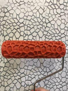 Crackle Art Roller