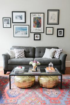 Inspiring small living room decorating ideas for apartments (23)