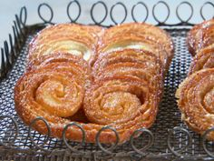 Palmiers - Martha Stewart Recipes
