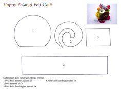 Halaman ini berisi kumpulan pola/pattern kerajinan flanel yang aku buat sendiri lho, walaupun sederhana mudah-mudahan dapat bermanfaat buat...