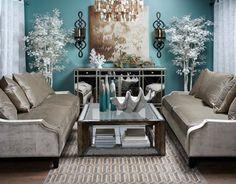 Z Gallerie - Living Room
