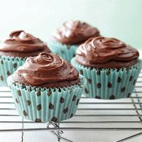 Double Chocolate Cupcakes-Diabetic Friendly
