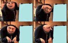 Funny Pictures With Captions, Funny Photos, Funny Images, Memes Humor, Gru Memes, Meme Meme, Funny Humor, Jokes, Top Funny