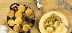 Broil King Recipe Pulled Pork Pan Pie