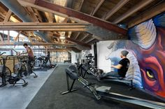 Brooklyn Boulders - Chicago | Architect Magazine | Arrowstreet, Chicago , IL, USA, Community, Cultural, Sports, Adaptive Reuse