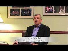North Charleston Coliseum Memories with General Manager Dave Holscher  #NCCMemories  www.NorthCharlestonColiseumPAC.com