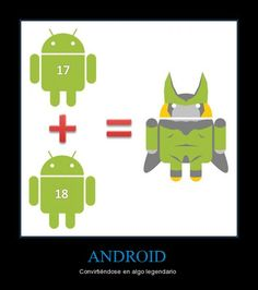 ANDROID + ANDROID = CELL
