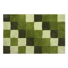 Tiles Tufted Cotton 2-piece Bath Rug Set | Overstock™ Shopping - The Best Prices on Bath Rugs