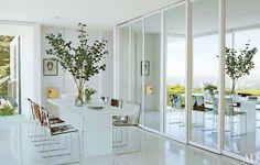 Daniel Romualdez for Tory Burch kitchen, Architectural Digest