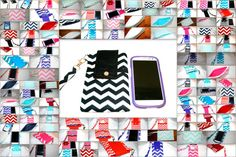Iphone 6 and 6 Plus Size Cell Phone Bag Upgrade for by MeeMawsBags
