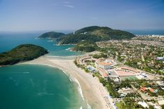 Guaruja, Brazil. The closest beach to Sao Paulo, spent so much time there dancing and drinking at the beach!