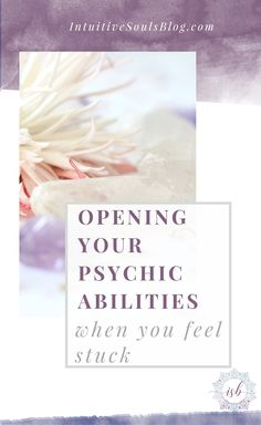 Here are 7 tips on what to do when you are opening your psychic abilities and feel stuck. Trust me, I've been there, done that! The good news is that you can totally get unstuck, especially if you follow tips number 5 and 7! via @intuitivesouls