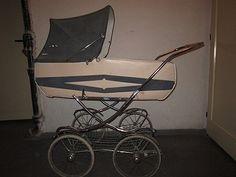 Retro kočárek Liberta de Luxe rok výroby Vintage Pram, Prams And Pushchairs, Kids And Parenting, Baby Strollers, Retro, Pram Sets, Archive, Baby Prams, Prams