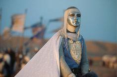 #Baldwin IV of Jerusalem  played by Edward #Norton in Kingdom of Heaven (2005) #film.