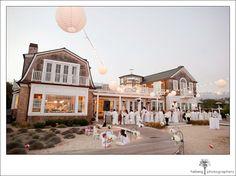 Santa Barbara Beach Club Wedding 1