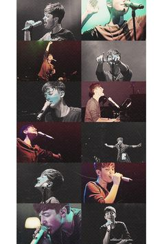 Greyson Chance and his Performance.