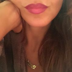 #mac #chatterbox #lipstick with #vino #lipliner
