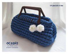 Borsa modello Oceano, by Un gomitolo di idee, su misshobby.com