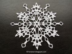 Mill Creek Snowflake