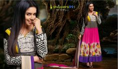 #Karwachauth Special:-   #Fashion could be at the peak of your magnificence after you dress this Asin style #anarkalisuit,#BollywoodAnarkali Suit.Shop Designer Range From Shoppers99.  Get it here:- http://goo.gl/1OG5zV