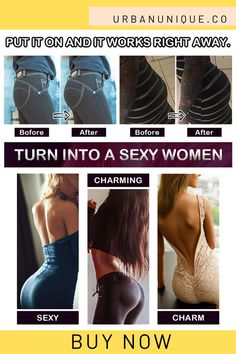 Here is the one product that you need for instant sexy curvy look. Feel more confident in your body Hips And Curves, Perfect Curves, Second Skin, Confident, Buy Now, Sexy Women, Curvy, Gym, Make It Yourself