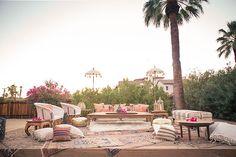 Love this corner of Korakia Pensione in Palm Springs