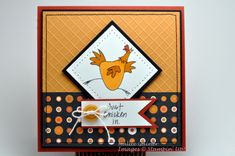 Best of Cluck - MOJO295 by Hallie G. - Cards and Paper Crafts at Splitcoaststampers