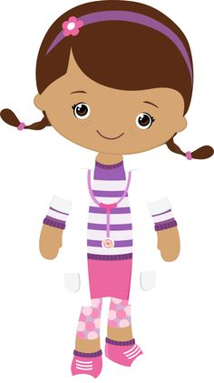 Photo by - Minus Doc Mcstuffins Birthday Party, Disney Printables, Cute Clipart, Cute Images, Cute Cartoon, Cartoon Characters, Paper Dolls, Chibi, Hello Kitty