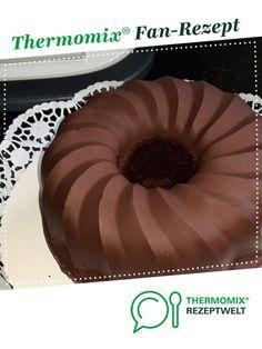 Schokoladenguss wie vom Bäcker von sabhe. Ein Thermomix ® Rezept aus der Kategorie Grundrezepte auf www.rezeptwelt.de, der Thermomix ® Community.