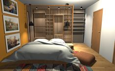 Divider, Bed, Furniture, Home Decor, Decoration Home, Stream Bed, Room Decor, Home Furnishings, Beds