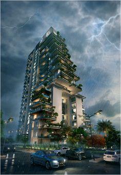SAAN Verdante by SAAN group | Architects ACPL | concept and design development ACPL & renu robin design | rrD