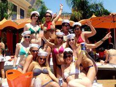 Bachelorette Party- Captain & sailor hats