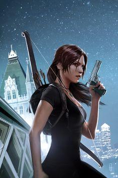 Young Lara Croft (Tomb Raider #12) by Brian Horton