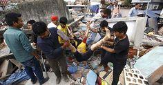 osCurve   Contactos : FUERTES IMÁGENES: El más devastador terremoto en N...