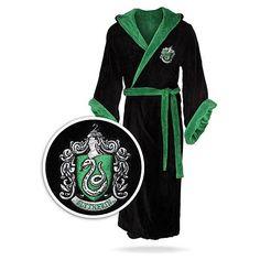 Study (or lounge) in these cozy robes that look like Hogwarts uniforms. | 29 Products That Will Transfigure Your Home Into Hogwarts