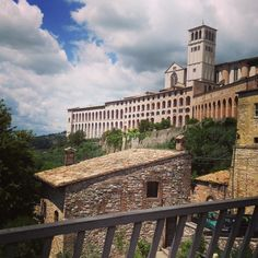 Saint Francisc, Assisi, Umbria