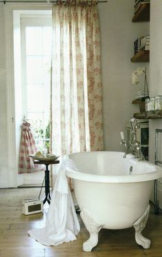 Kate Forman...this is the bathroom in my mind!