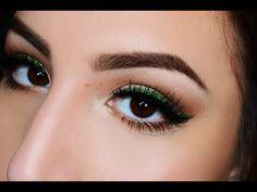 XOXO Alexis Leigh: Simple Christmas Makeup Tutorial // Makeup