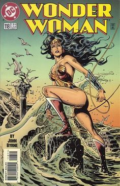 Cover for Wonder Woman (February 1997) #118