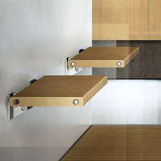 Swing Folding Shower Seat/Bench