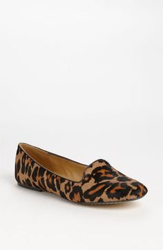 @Carman Faison these are the ones I was drooling over, but I already have leopard flats! Nine West 'Panto' Loafer | Nordstrom