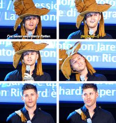And this is why I love Jensen.
