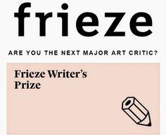 do@time: Frieze Writer's Prize