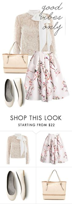 """bag"" by masayuki4499 ❤ liked on Polyvore featuring Victor Xenia, Cole Haan and Urban Outfitters"