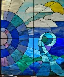 Image result for frank lloyd wright stained glass