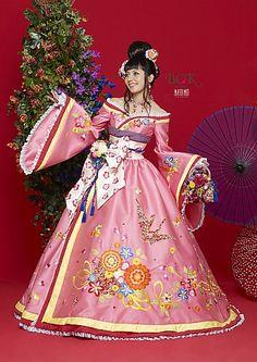 ベッキーがデザインしたドレス - BCK message, Dress Collection ... http://www.hotellakeviewmito.com/girlsdc/dress.html#
