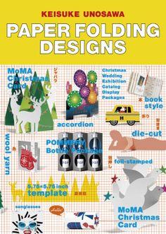 Cover design of PAPER FOLDING DESIGNS