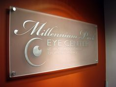 Magnificent etched glass signs by impactsigns.com, via Flickr