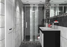 BFY-29-PIC2 Small Bathrooms, Divider, Furniture, Ideas, Home Decor, Decoration Home, Room Decor, Small Baths, Tiny Bathrooms